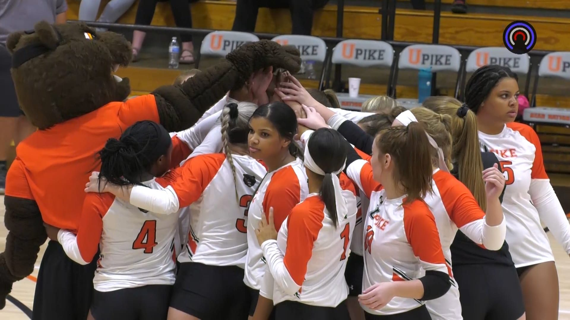 UPIKE VOLLEYBALL: Bears rally past Asbury in five sets