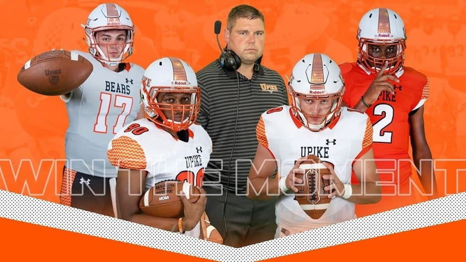UPIKE FOOTBALL: Bears look to even mark at Reinhardt ...