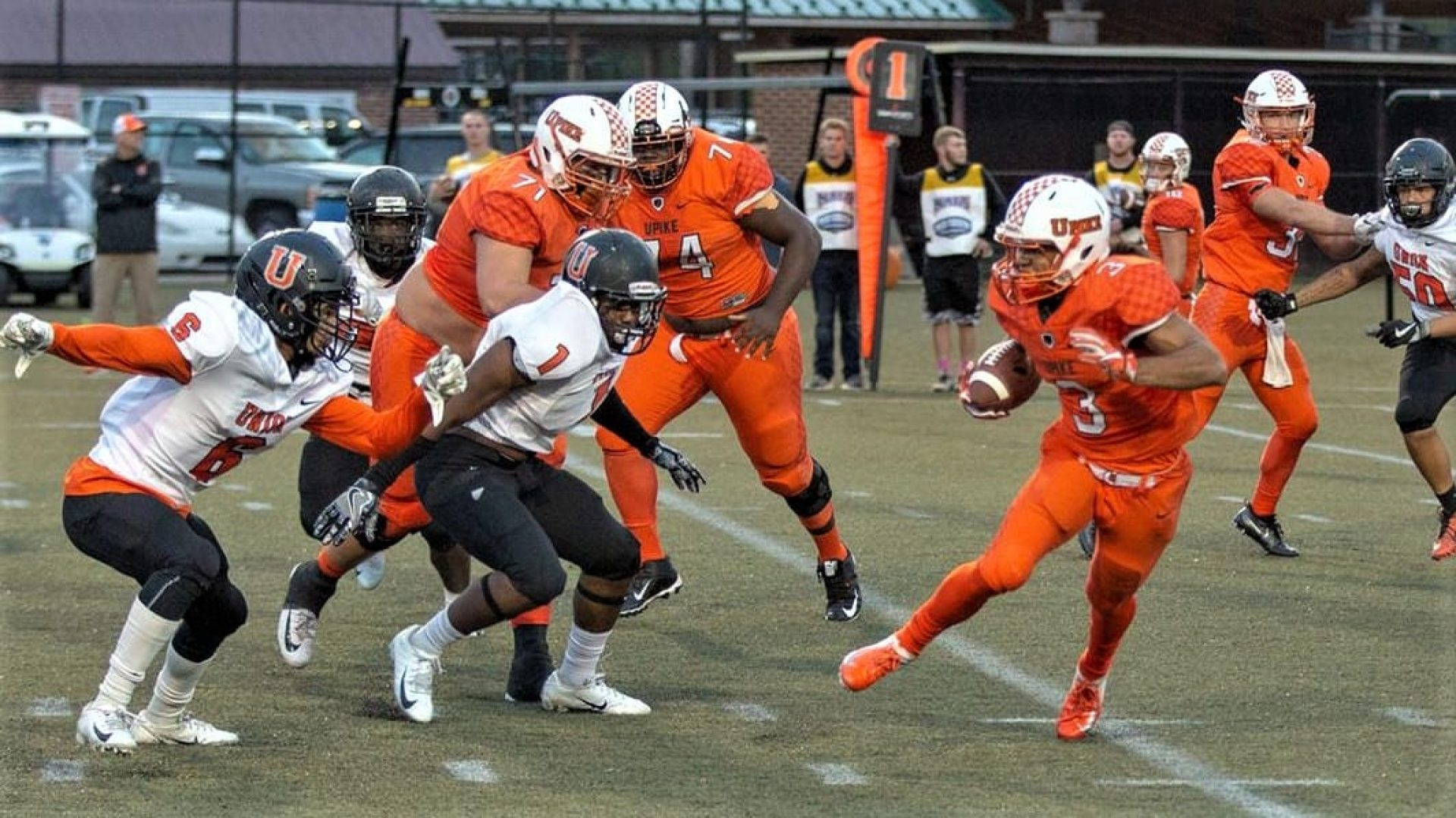 UPIKE SPORTS ROUNDUP: Willis earns player of the week honors