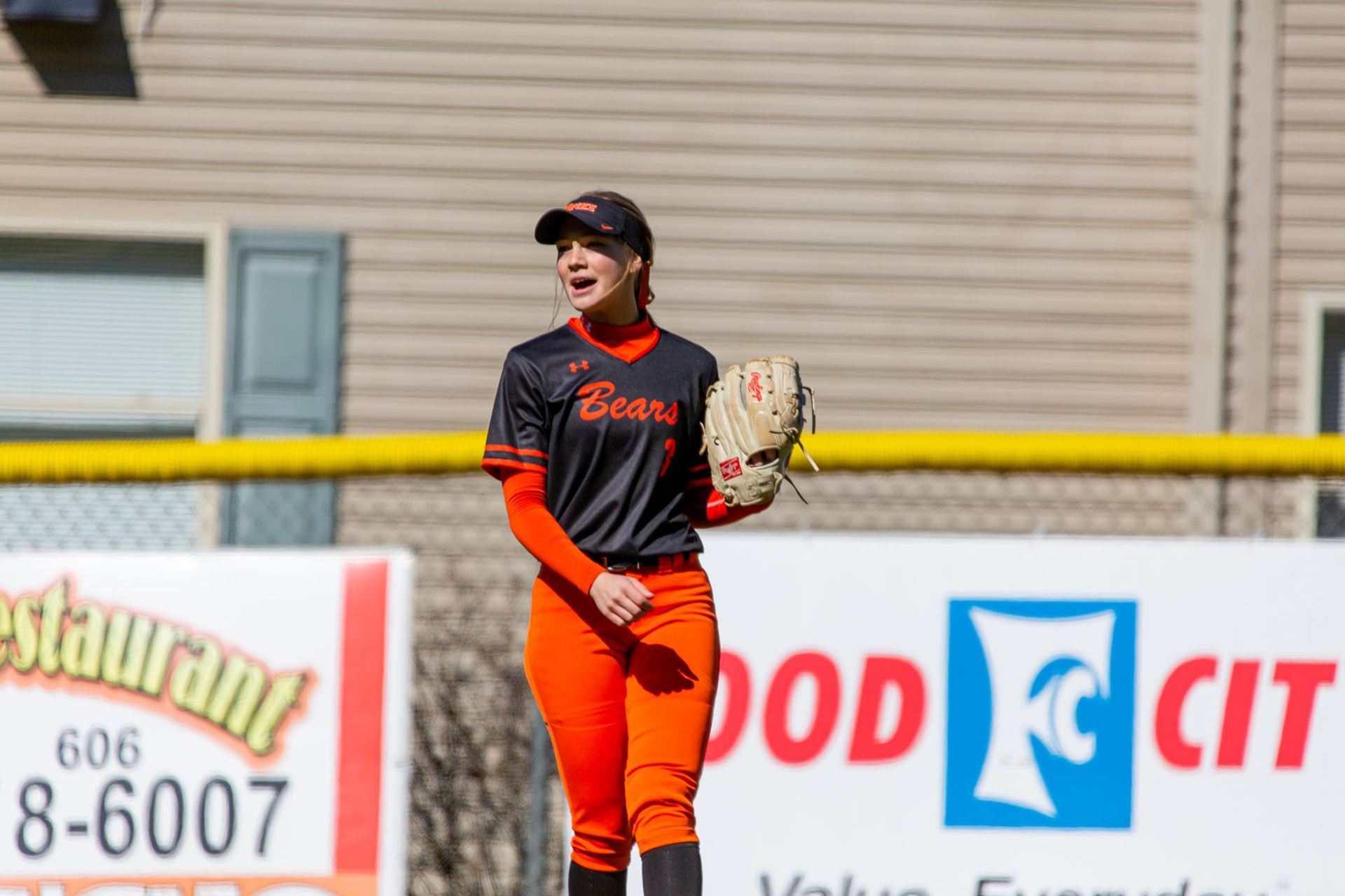 COLLEGE SOFTBALL: Beach life good for UPIKE Bears