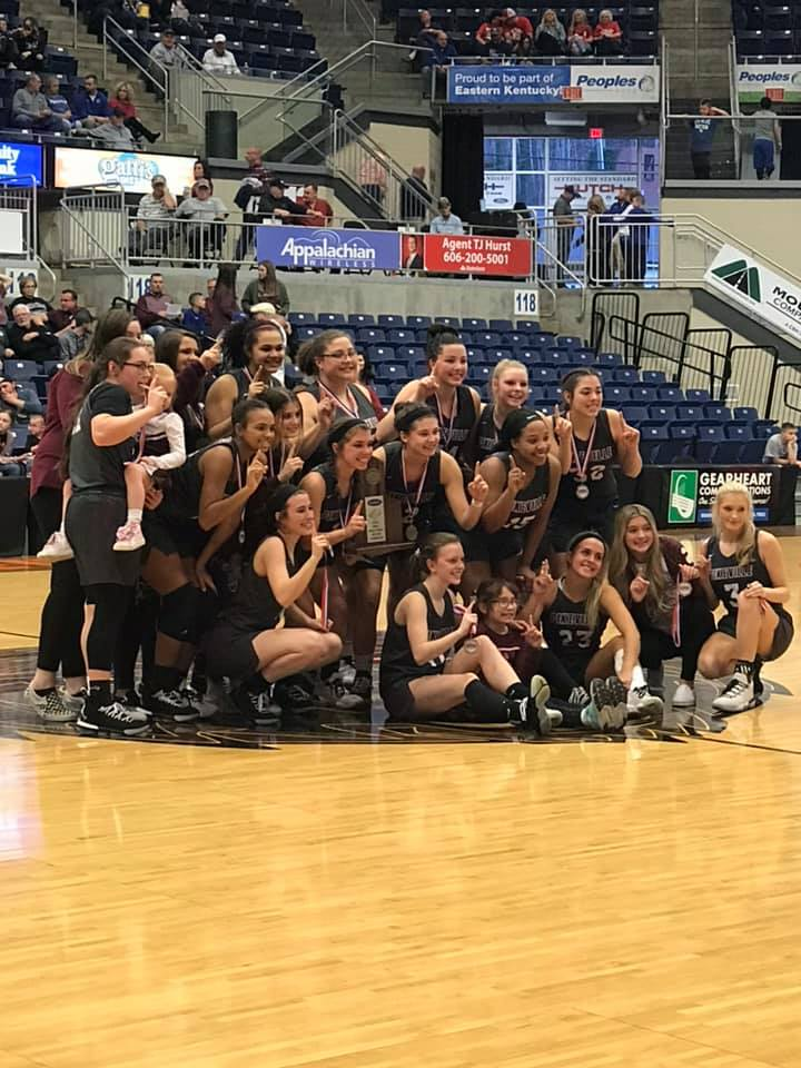 15TH REGION FINALS: Lady Panthers headed back to Rupp Arena