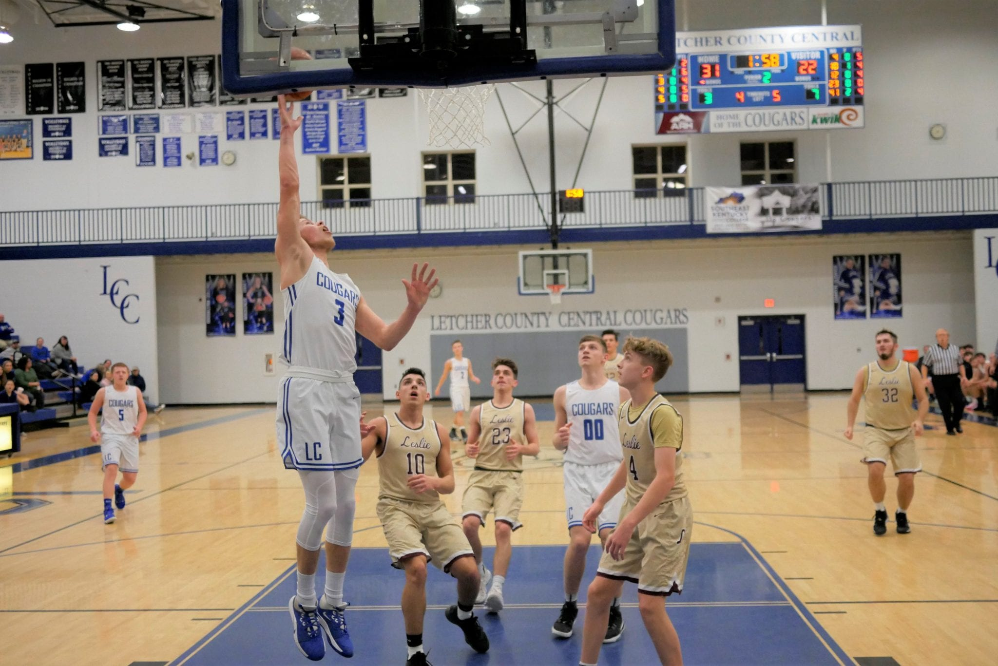 HS BASKETBALL ROUNDUP: Panthers fall in OT at Tolsia; Phelps nips RiverView