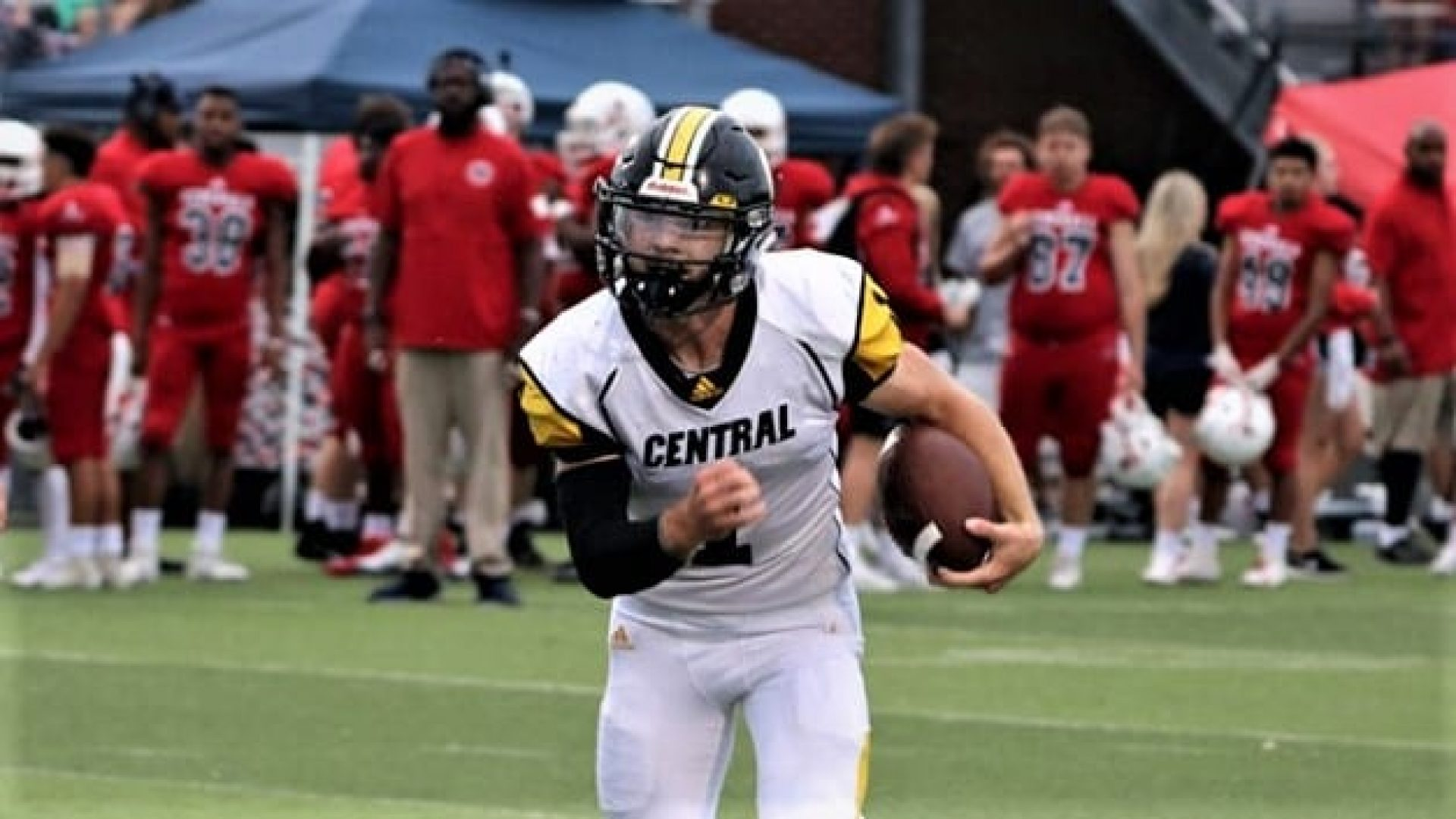 VIDEO HIGHLIGHTS: Johnson Central 21, Boyle County 20