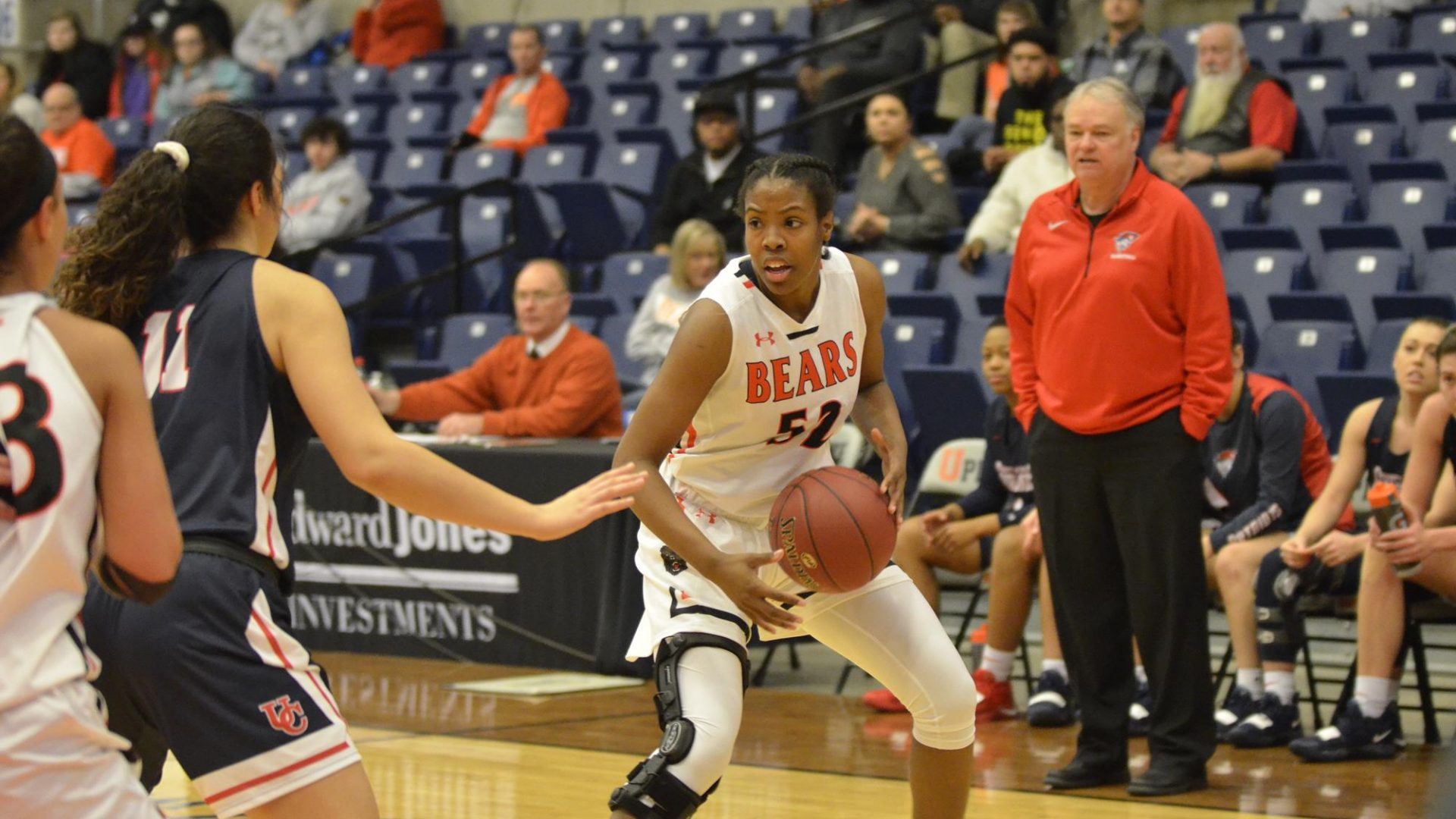 COLLEGE BASKETBALL: UPIKE women cruise past KCU