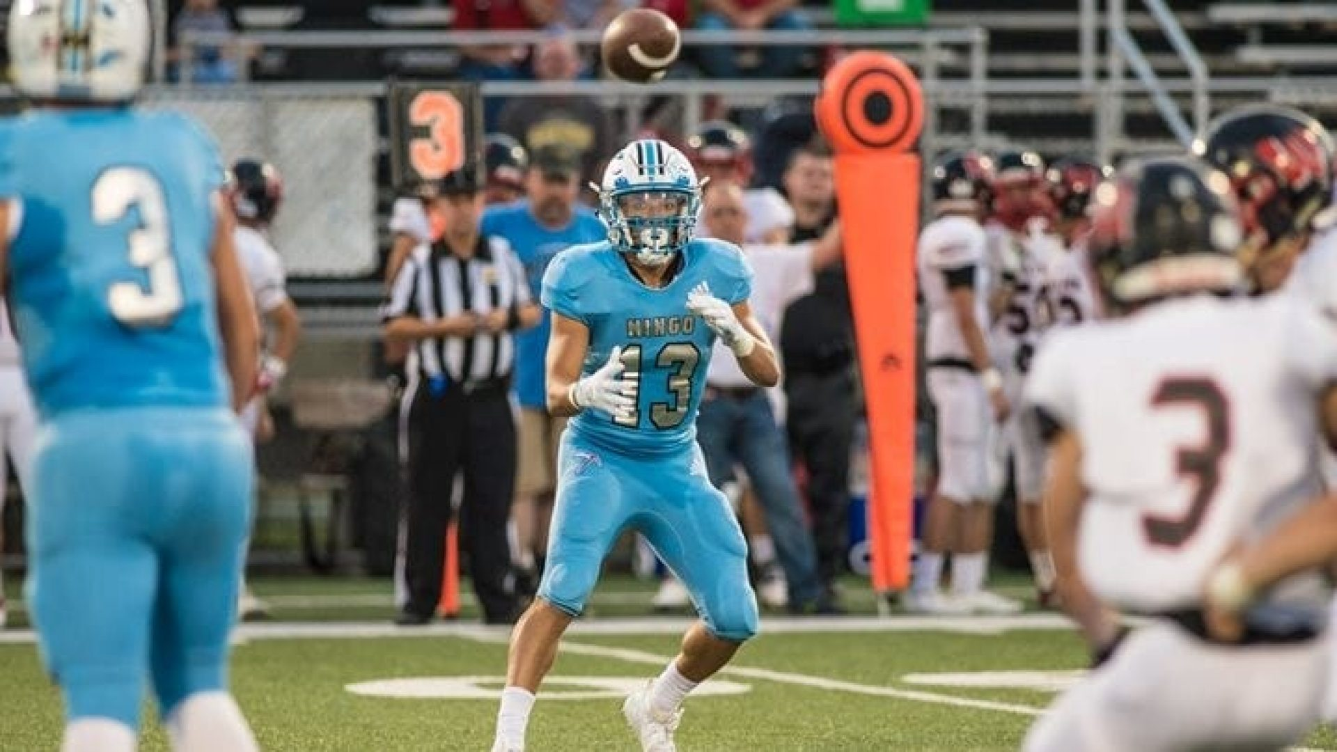 HS FOOTBALL: Mingo Central's Hatfield wins Moss Award
