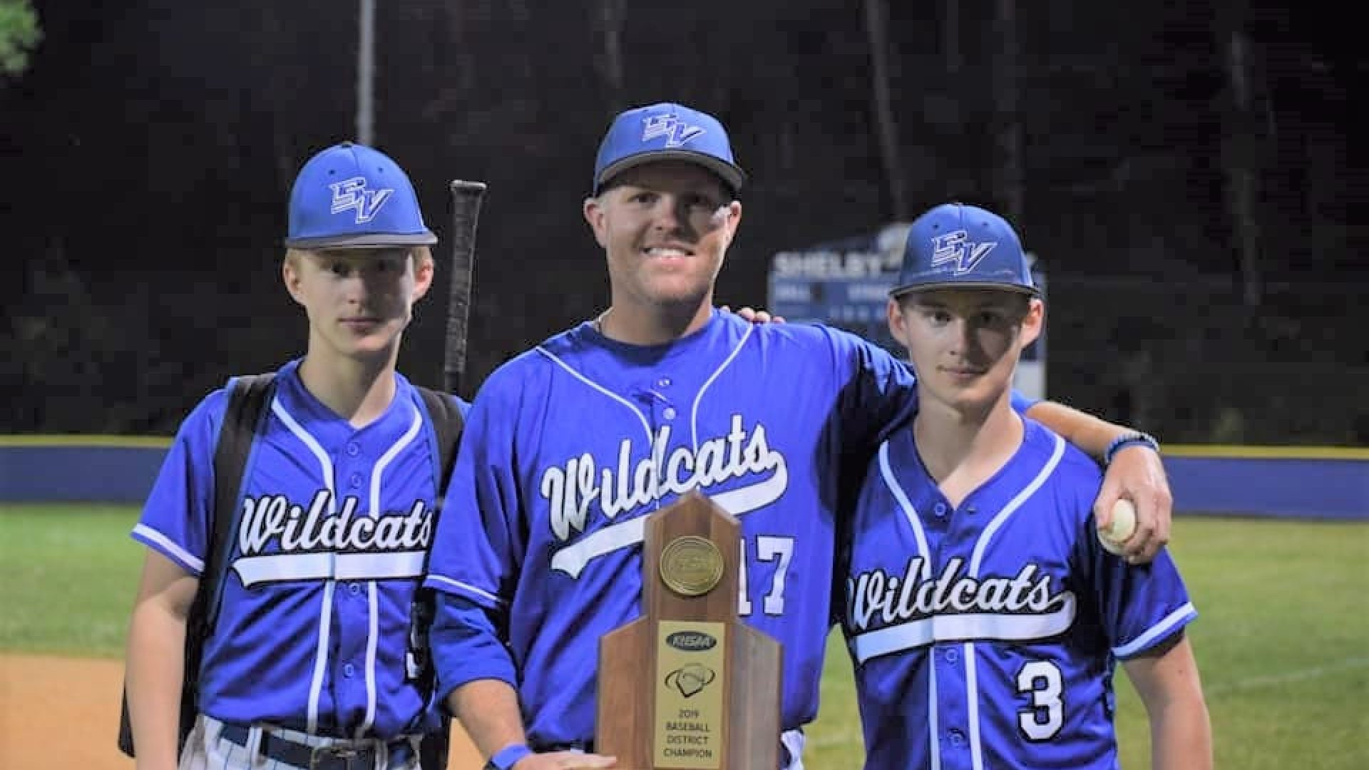 HS BASEBALL NEWS: Shelby Valley coach Compton stepping down
