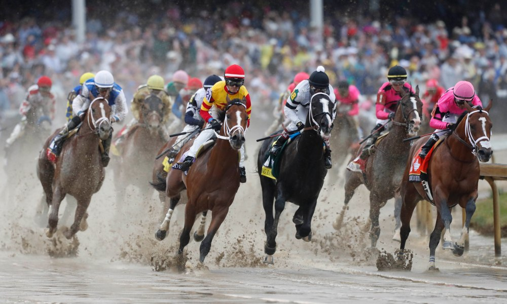 HORSE RACING: Derby, Oaks moved to Labor Day weekend; other races remain up in the air
