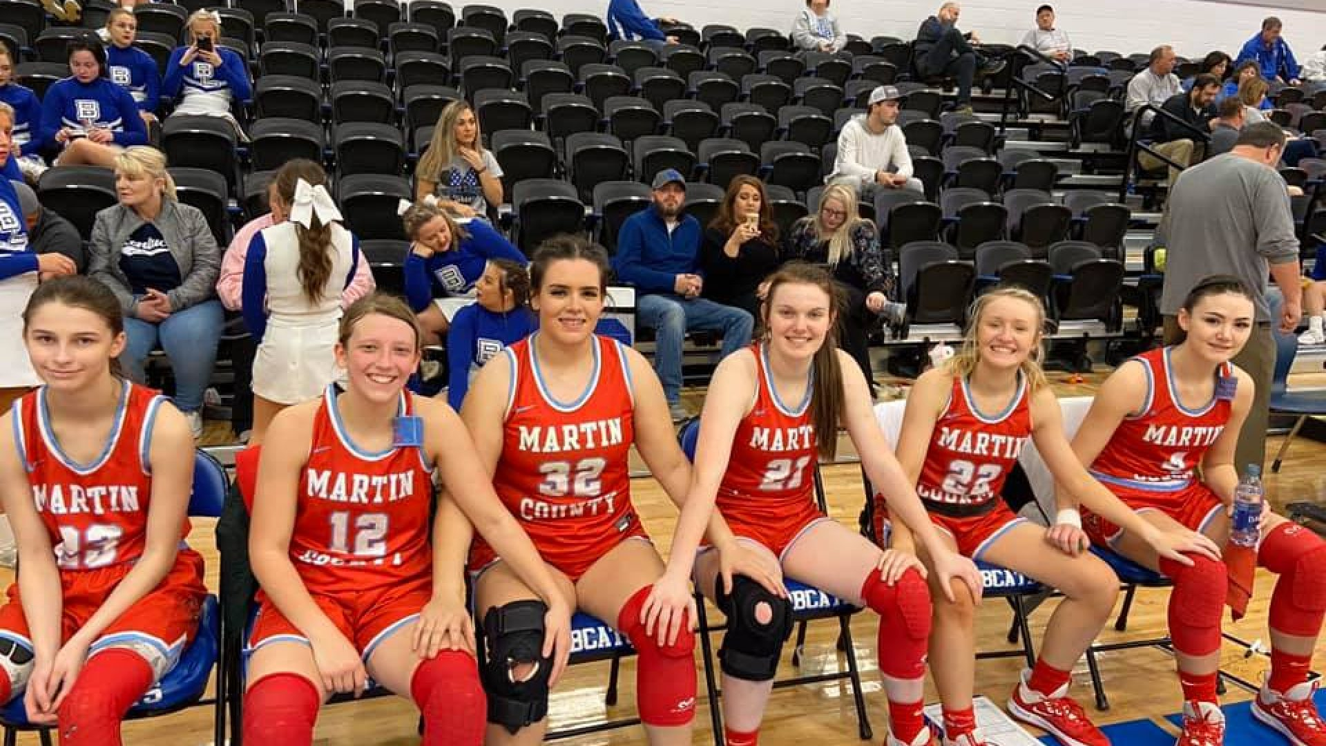 57TH DISTRICT TOURNAMENT: Lady Cards, Lady Eagles advance