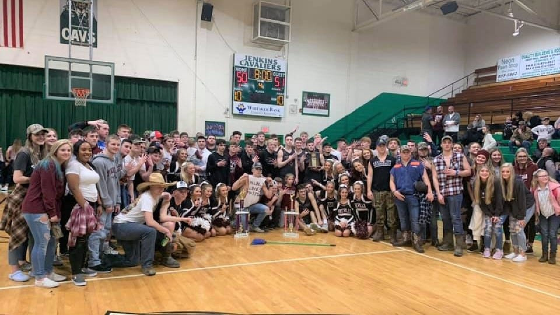 59TH DISTRICT TOURNAMENT: Panthers make it 4 straight titles