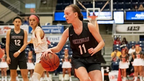 15TH REGION TOURNAMENT: Pikeville's Rowe named MVP following 39-38 win