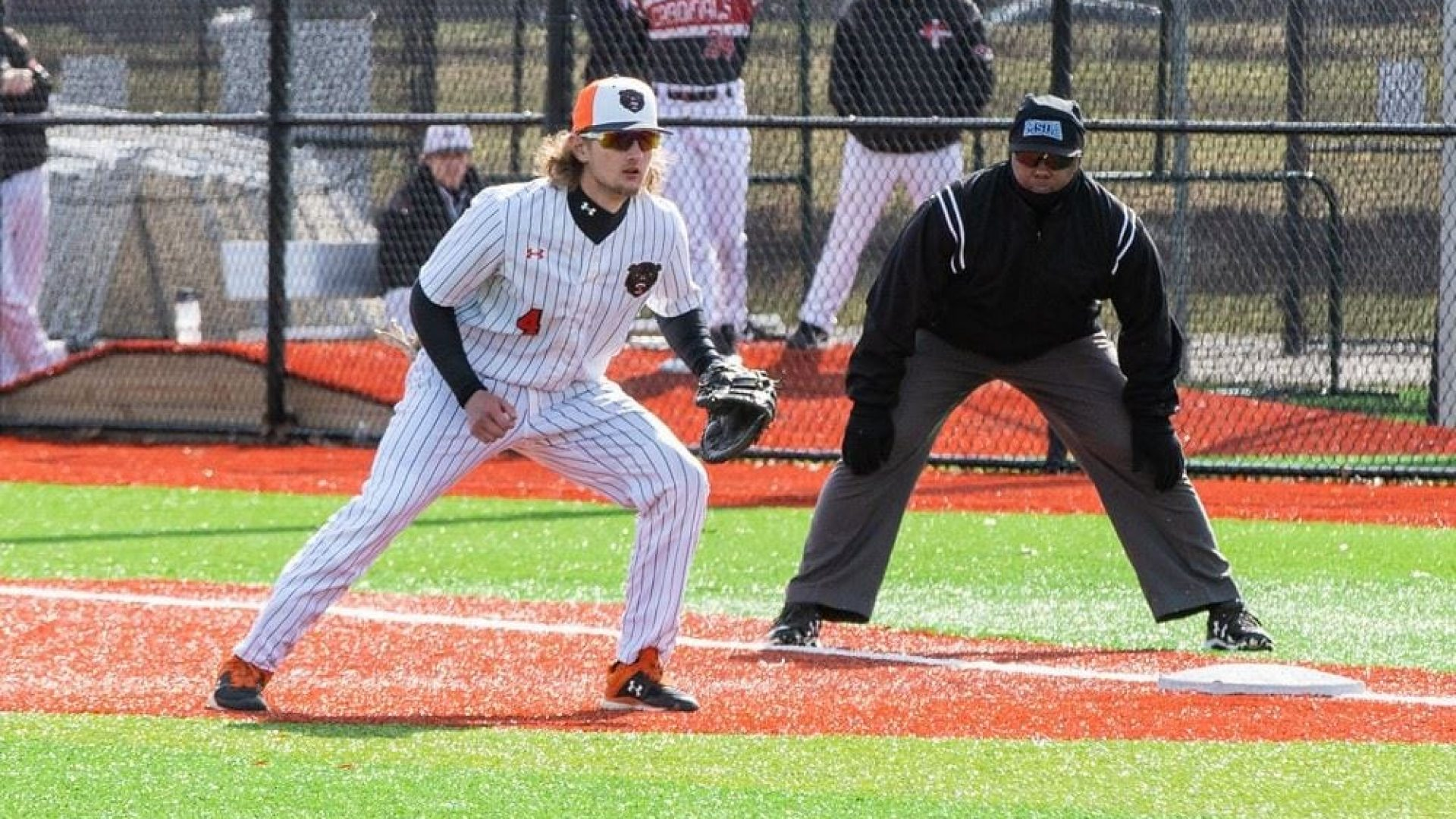 COLLEGE BASEBALL: Bears split Saturday DH; drop series to Mount Vernon
