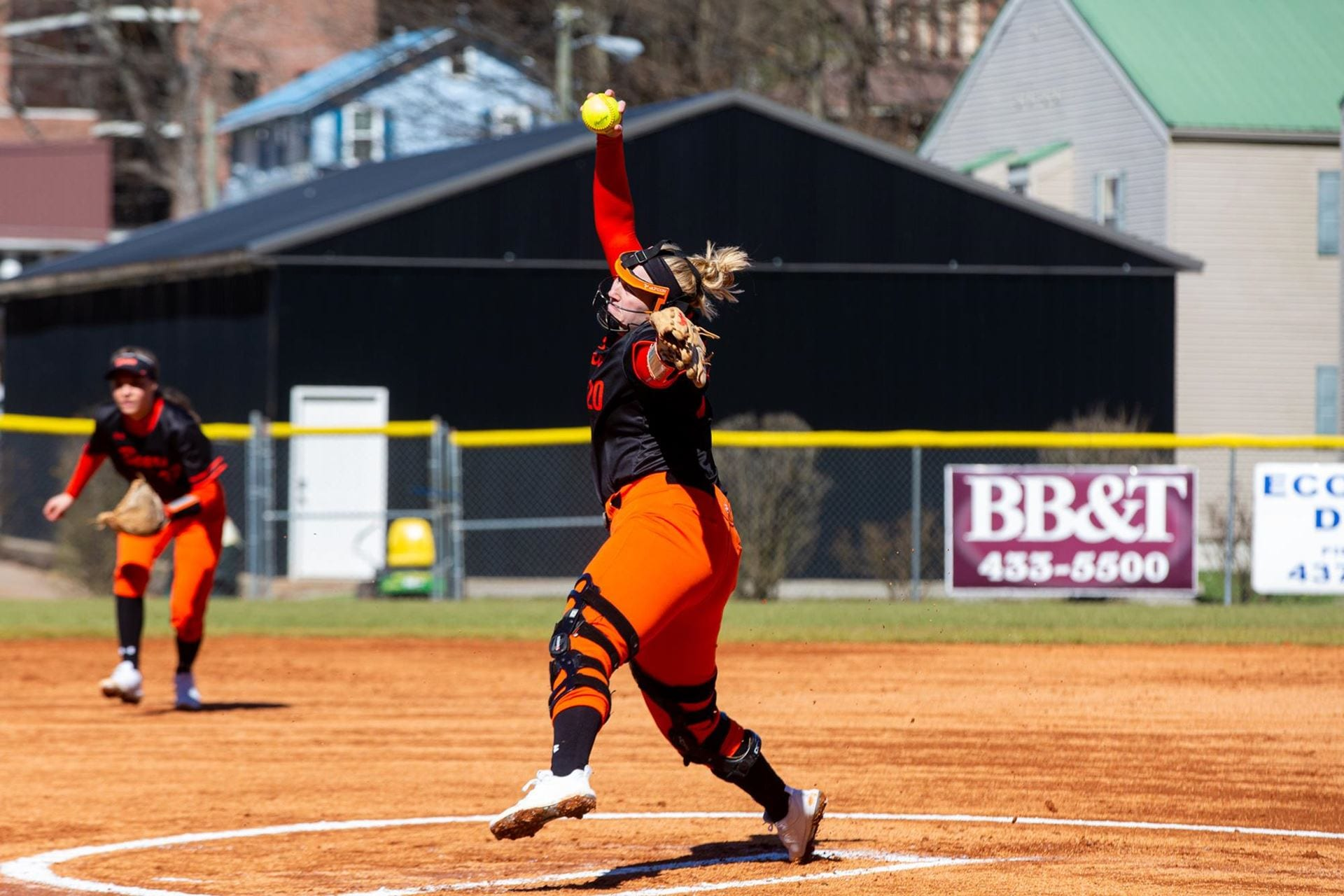 COLLEGE SOFTBALL: Bears split doubleheader with WVU-Tech