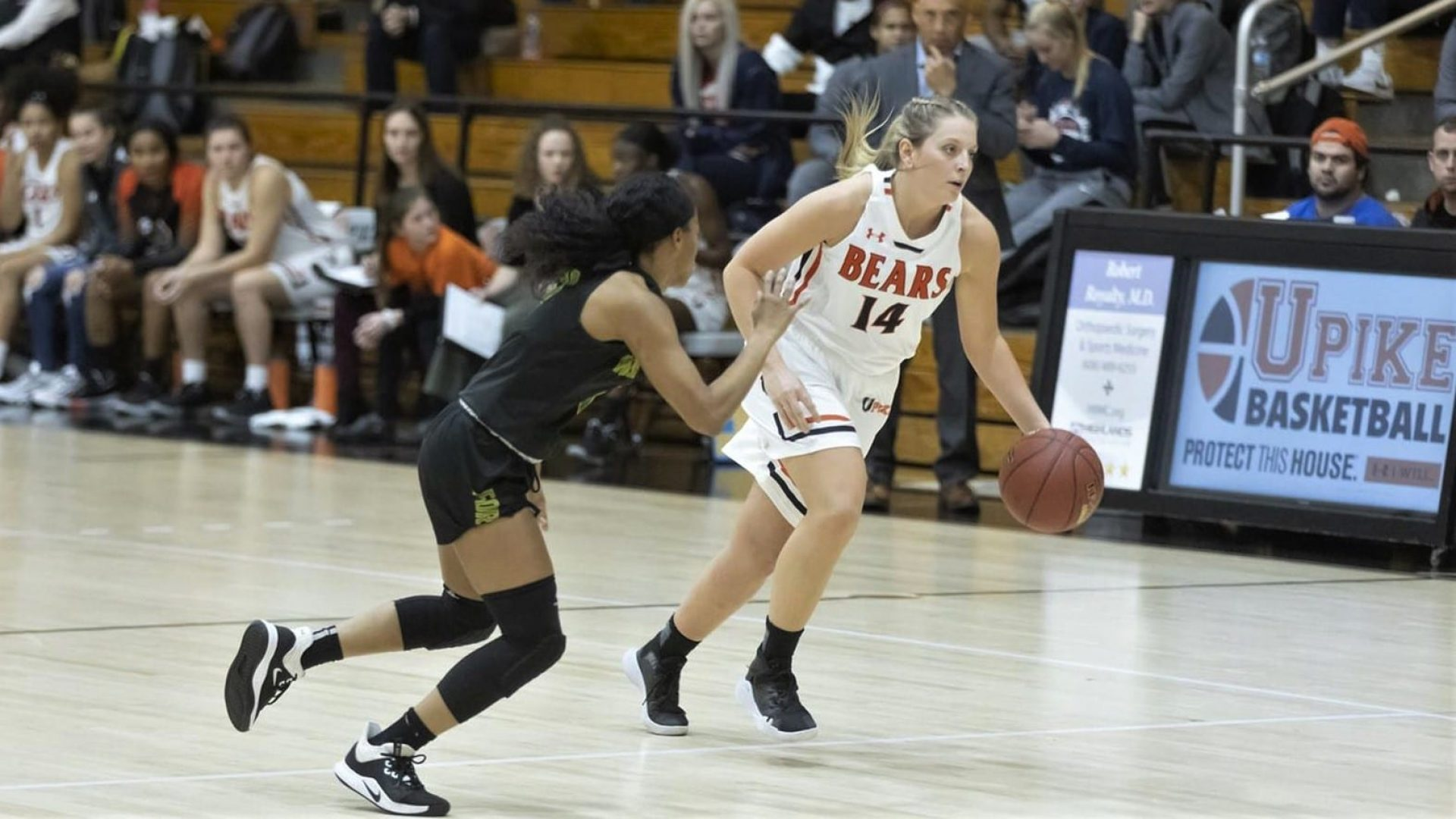 COLLEGE BASKETBALL: UPIKE men, women fall to GC in MSC matchups