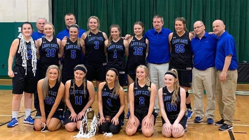 59th DISTRICT TOURNAMENT: Lady Cats bounce Lady Panthers in finals